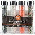 4-piece Halloween Test Tube Sprinkles (4.41 Ounces)