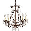 World Imports Berkley Square 5-light Chandelier