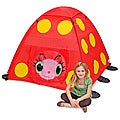 Melissa &amp; Doug Mollie and Bollie Sunny Patch Adventure Plastic Tent