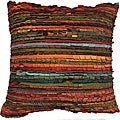 La Primitive Stipes 18&quot; Pillow Set of 2