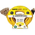 Champion Power Equipment 48036 25-foot Generator Power Cord with Weather Guard