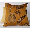 RLF Home Barret Chenille Decorative Pillows (Set of 2)