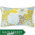 Jiti Pillows Bloom Sky Cotton Decorative Pillow