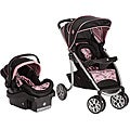 Safety 1st SleekRide LX Travel System in Vintage Romance