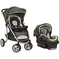 Safety 1st SleekRide LX Travel System in Stone Valley