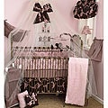 Cotton Tale Cupcake 8-piece Crib Bedding Set