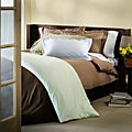Luxurious Down Alternative 4-piece Comforter King/California King-size with Bonus Egyptian Cotton Duvet Cover Set
