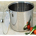 12-quart Stainless Steel Stockpot with Encapsulated Base