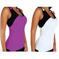 Fajate Women's 'Sol' Racer Back Fitness Tank Top