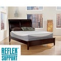 Reflex Support 10-inch Queen-size Gel Infused Memory Foam Mattress