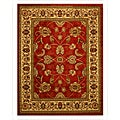 Pat Mahal Orienta Red Rug (4&#39;9 x 6&#39;6)