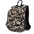 O3 Kids Pre-School All-In-One Camo Backpack With Cooler