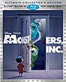 Monsters, Inc. 3D Ultimate Collector's Edition (Blu-ray 3D / Blu-ray / DVD)