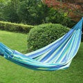 Adeco Naval Style Two- Person Hammock, Oasis Color