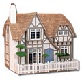 The Glencroft Dollhouse Kit