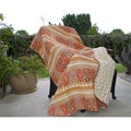 Taj 100-percent Cotton Quilted Throw