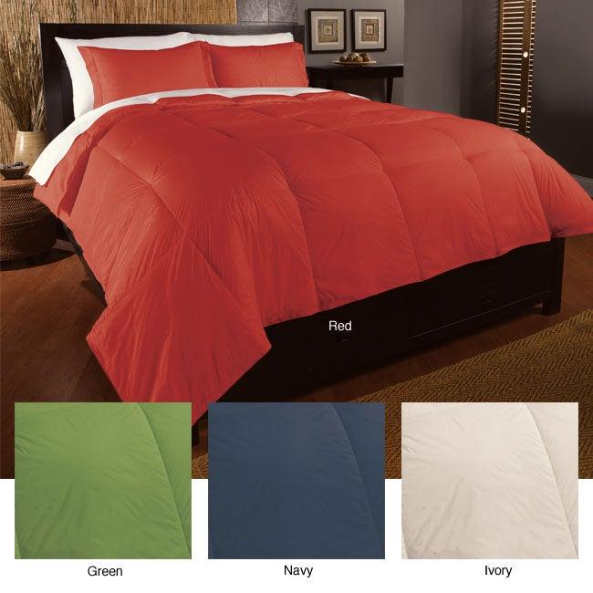 Ultra Light Nylon Down Alternative Comforter