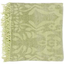 "Woven Irvine Viscose Throw Blanket (50"" x 70"")"