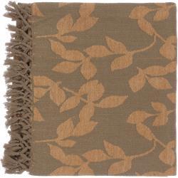 Woven Tusk Cotton Throw Blanket