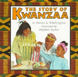 The Story of Kwanzaa (Paperback)