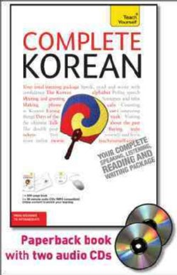 Teach Yourself Complete Korean: From Beginner to Intermediate