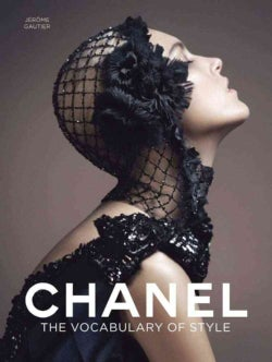 Chanel: The Vocabulary of Style (Hardcover)