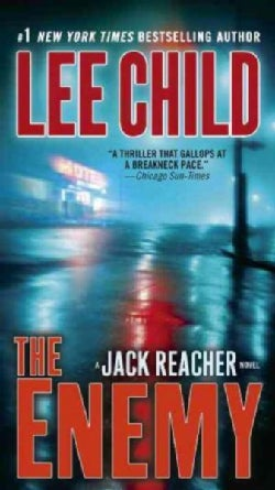 The Enemy: A Reacher Novel (Paperback)