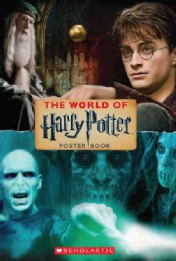 The World of Harry Potter: Poster Book (Hardcover)
