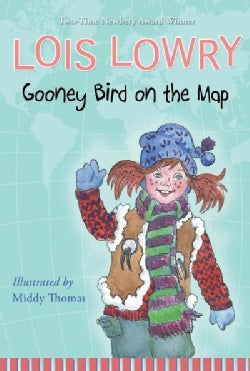 Gooney Bird on the Map (Paperback)