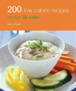 200 Low-Calorie Recipes (Paperback)
