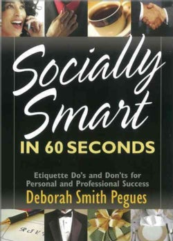 Socially Smart in 60 Seconds (Paperback)