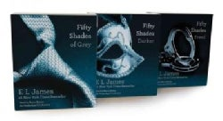 Fifty Shades Trilogy: Fifty Shades of Grey / Fifty Shades Darker / Fifty Shades Freed (CD-Audio)