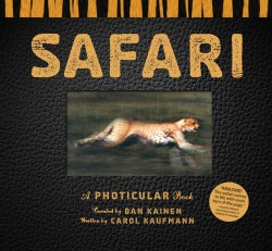 Safari: A Photicular Book (Hardcover)