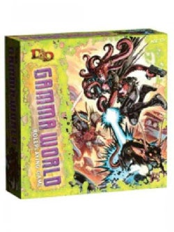 D&D Gamma World Roleplaying Game (Game)