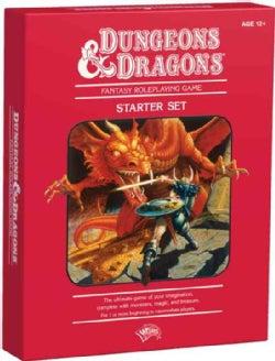 Dungeons & Dragons Fantasy Roleplaying Game: Starter Set (Game)