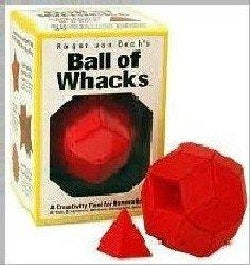 Roger Von Oech's Ball of Whacks: A Creativity Tool for Innovators (Paperback)
