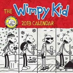 The Wimpy Kid Calendar 2013