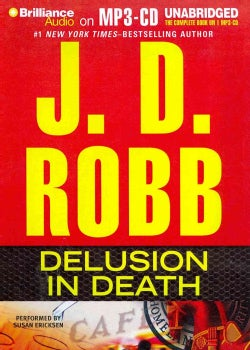 Delusion in Death (CD-Audio)