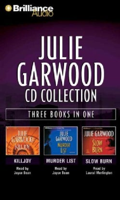 Julie Garwood CD Collection: Killjoy / Murder List / Slow Burn (CD-Audio)