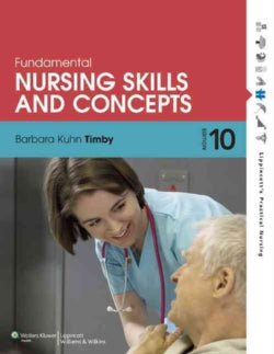 Fundamental Nursing Skills and Concepts, 10th + Introductory Medical-Surgical Nursing, 10th Ed. + Roach`s  (Mixed media product)
