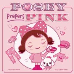 Posey Prefers Pink (Paperback)