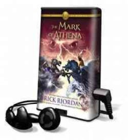 The Mark of Athena (Pre-recorded digital audio player)