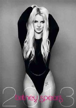 Britney Spears 2013 Calendar (Calendar)