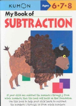 My Book of Subtraction: Ages 6,7,8 (Paperback)