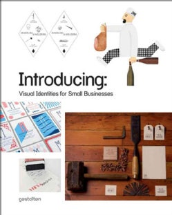 Introducing: Visual Identities for Small Businesses (Hardcover)