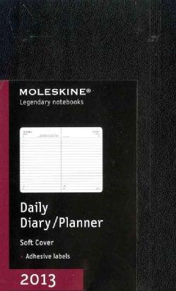 Moleskine Daily Diary/Planner 2013