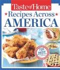 Taste of Home Recipes Across America (Hardcover)