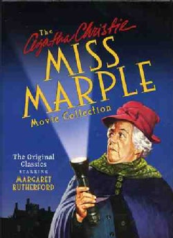 The Agatha Christie Miss Marple Movie Collection (DVD)