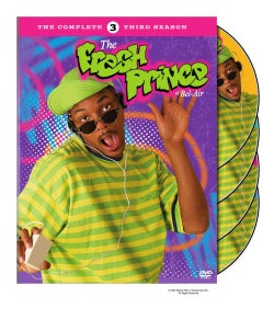 The Fresh Prince of Bel-Air: The Complete Third Season (DVD)