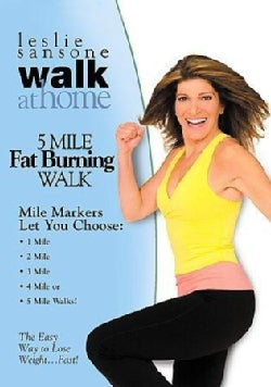 Leslie Sansone: 5 Mile Fat Burning Walk (DVD)